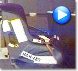 Rear-Facing Car Seat Crash Test Video